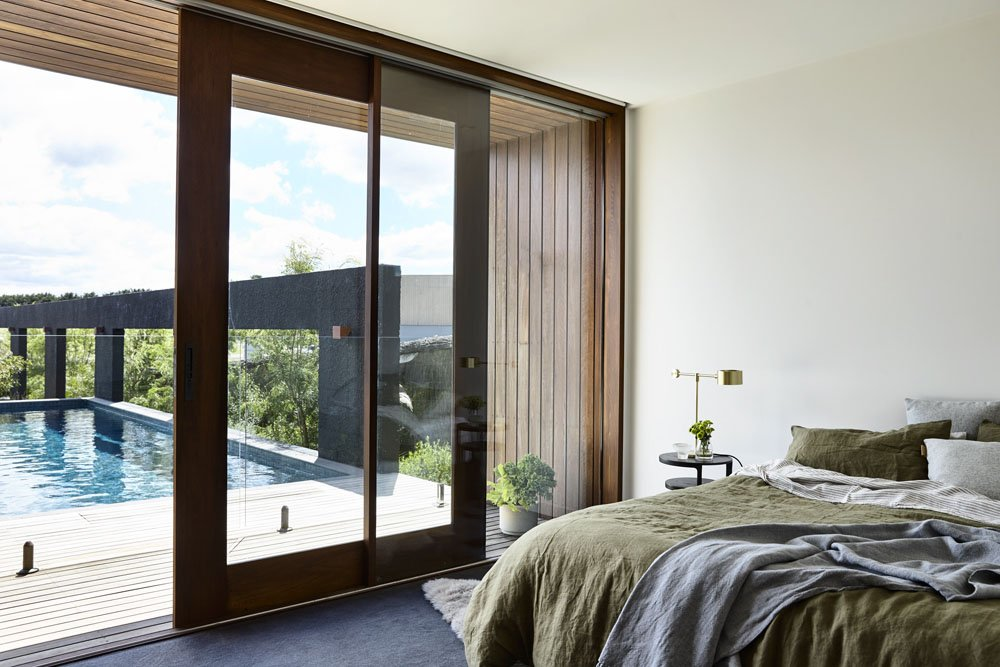 beach house - mid-century modern inspiration - bedroom
