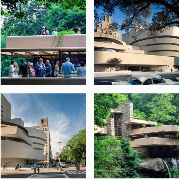 5 Instagram influential accounts - fallingwater