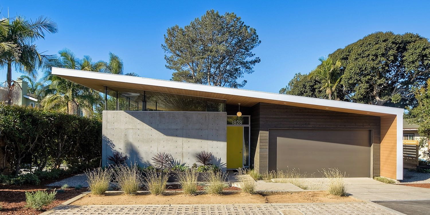 Avocado Acres House Eichler With A Twist Mid Century Home