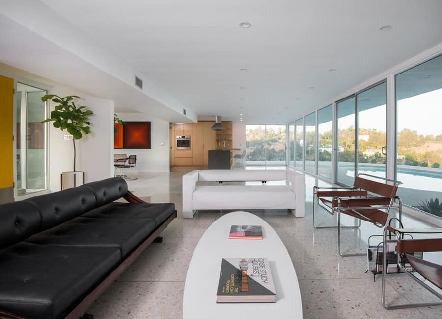 Mid-century Bel Air by Robert L Earll - living