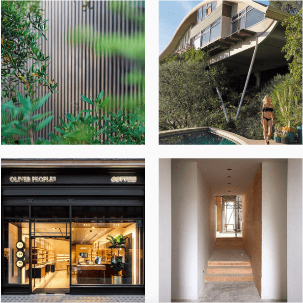 Marmol Radziner architect Instagram account