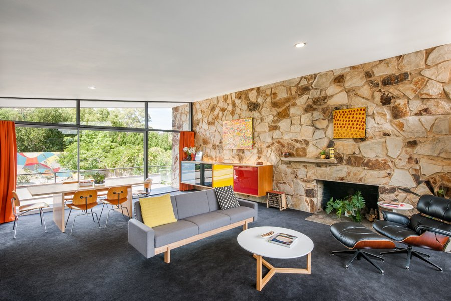 The Seidler house - Photo David Sievers