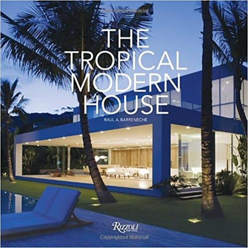 The Tropical Modern Hosue - Cover book