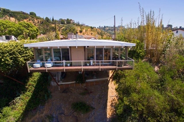 William Beckett - mid-century Platform House Beverly Hills