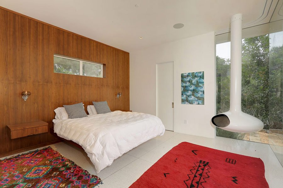 Mid Century Style home by Struere - bedroom