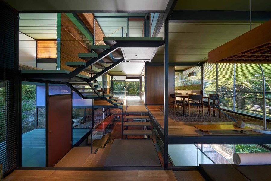 Mid-century House New South Wales - interior