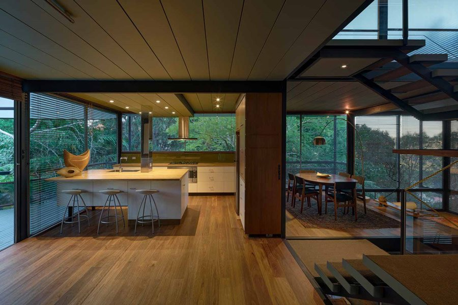 Mid-century House New South Wales - kitchen