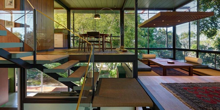 Mid-century House New South Wales
