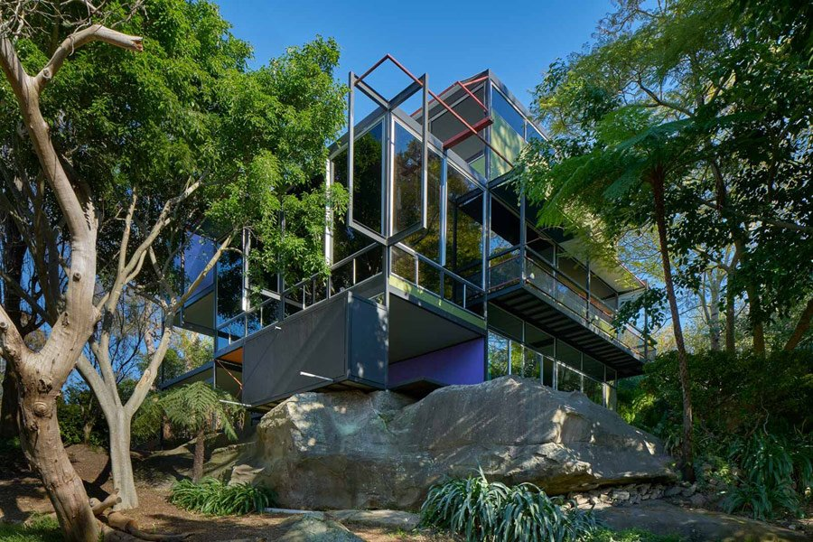 Mid-century House New South Wales - exterior