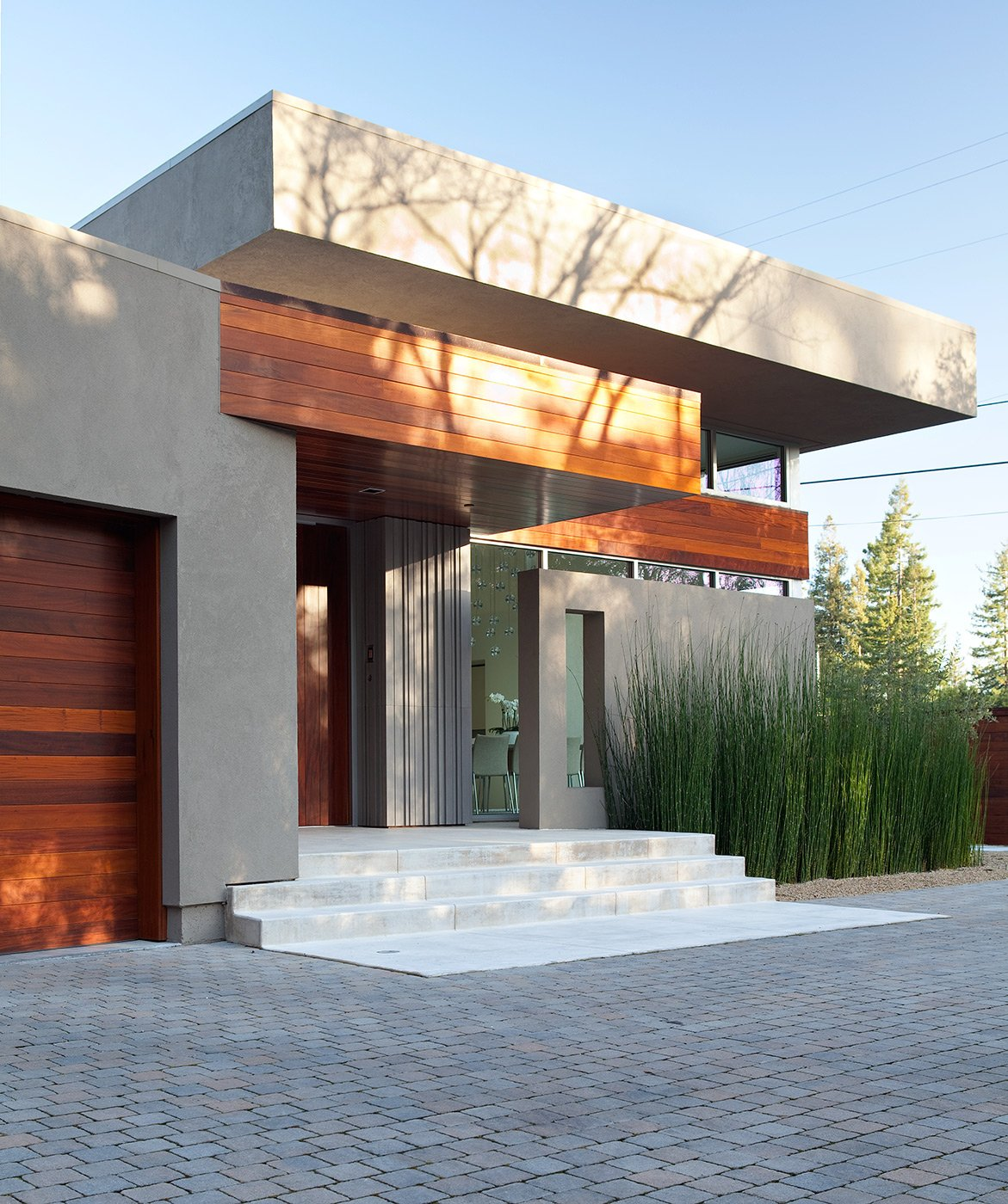Modernist House In Menlo Park - exterior