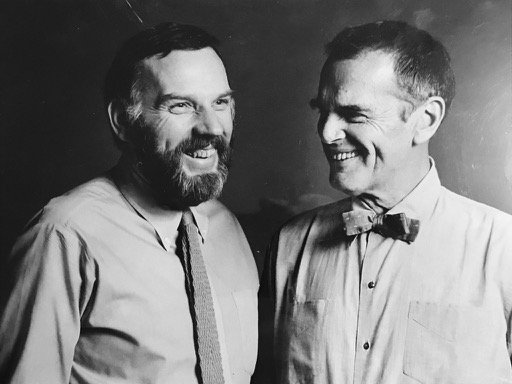 Robert Blaich and Charles Eames