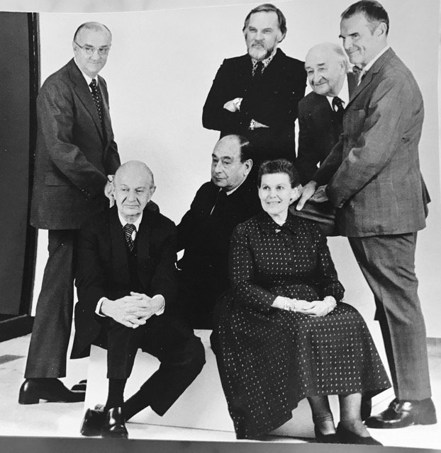 Robert Blaich - Charles ans Ray Eames - George Nelson - Herman Miller team