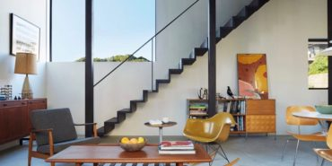 Takatina Design - Black Box House - living