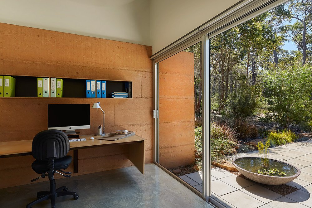 Contemporary Bush House - Australia - Archterra Architects - studio