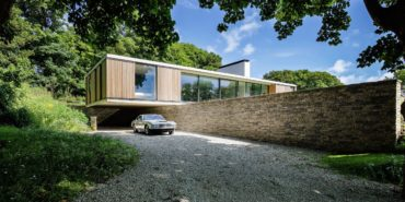 Modern house - The Quest - Strom Architects- - exterior