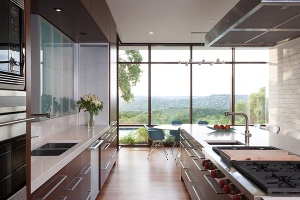 Modern house - Wilmington Gordon architects - kitchen