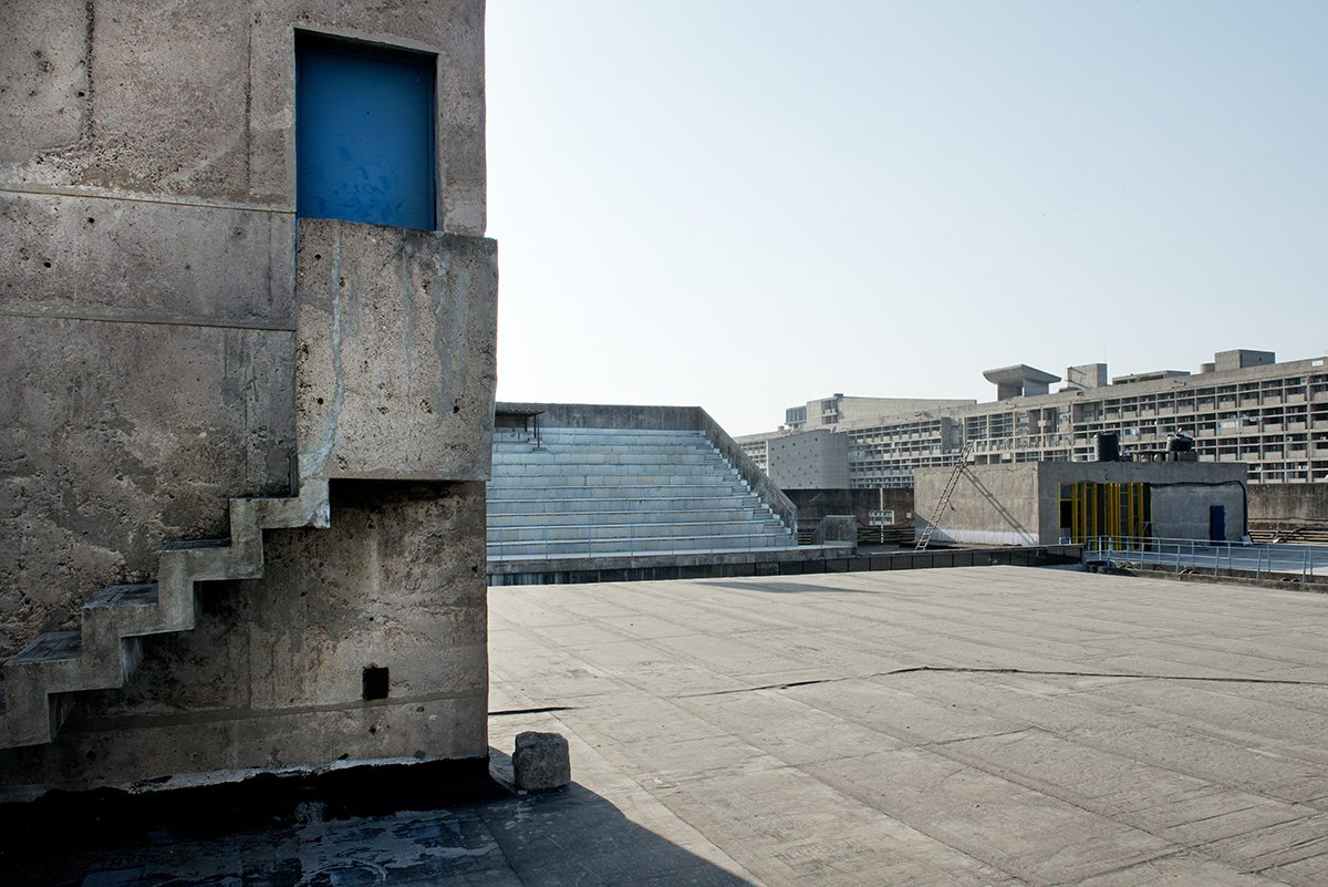 Le Corbusier - Chandigarh city - photographer Shaun Fynn