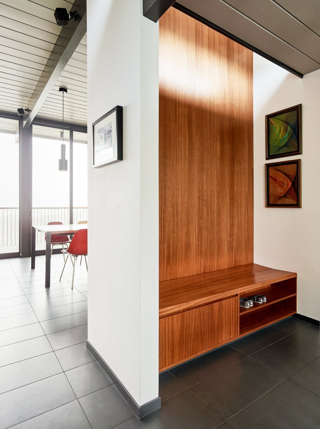 Eichler house renovatiom - Michael Hennessey -