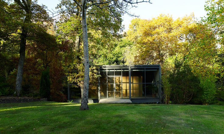 modernist residence - scott tallon walker architects - Goulding Summerhouse - exterior