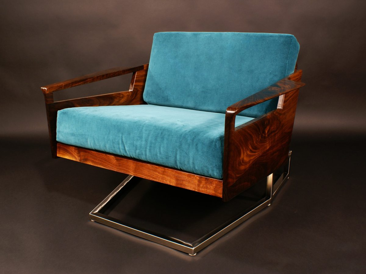 modern chair designs. Delighful Chair Alexander Girayu0027s MidCentury Modern Inspired Designs In Chair