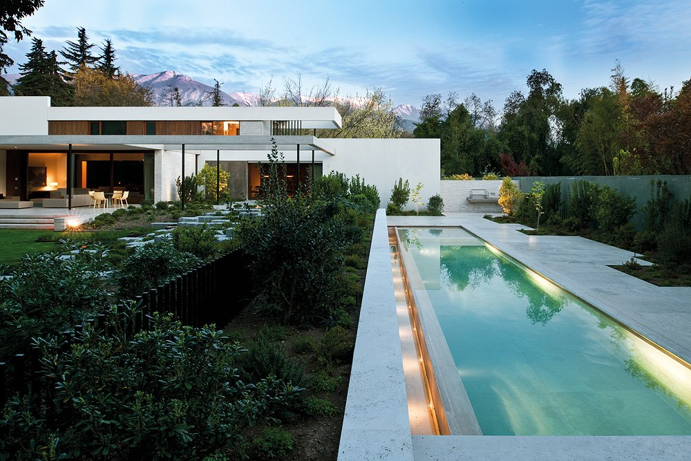 57studio - contemporary FLD house - pool
