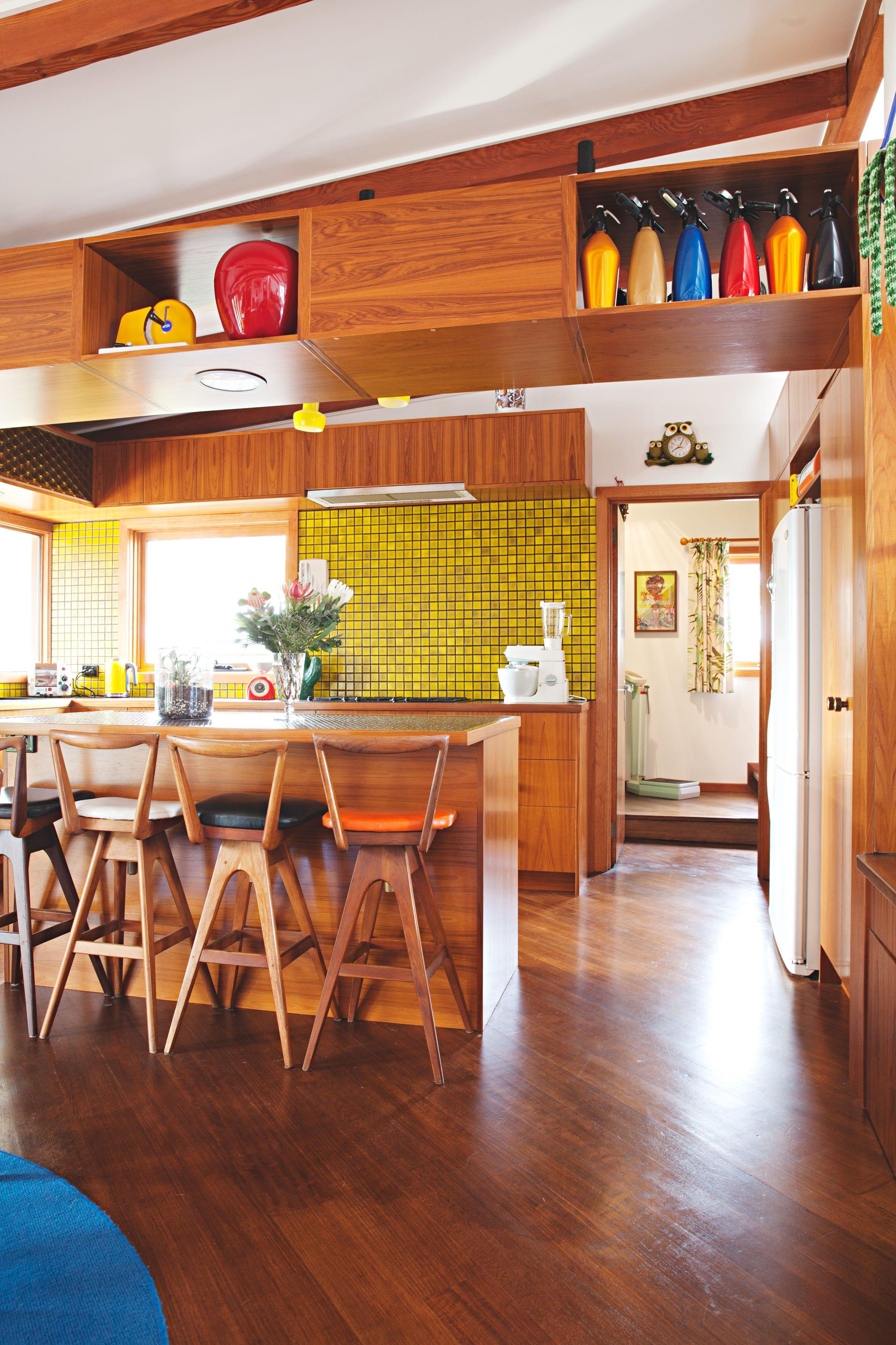 Annie Price - mid-century Beaumaris house - kitchen