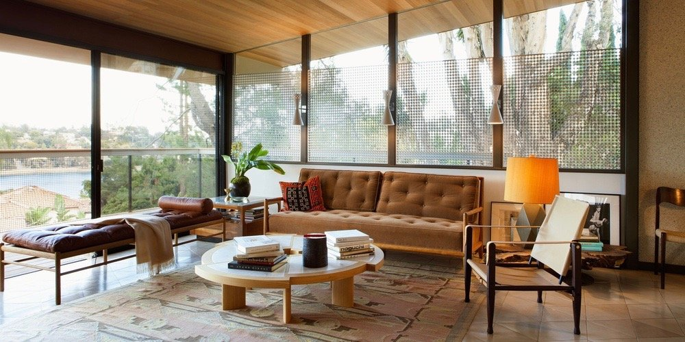 This Original Two Story Mid Century Home Goes A Long Way
