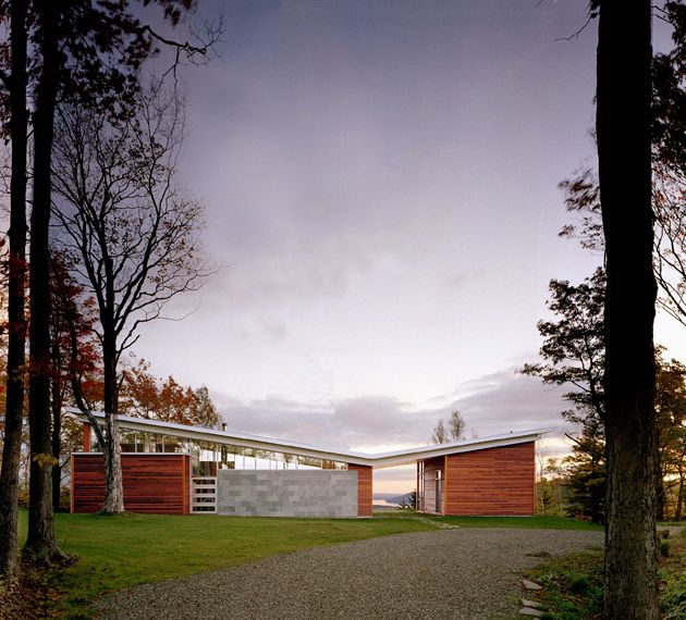 Contemporary Modern House Minton Hill -