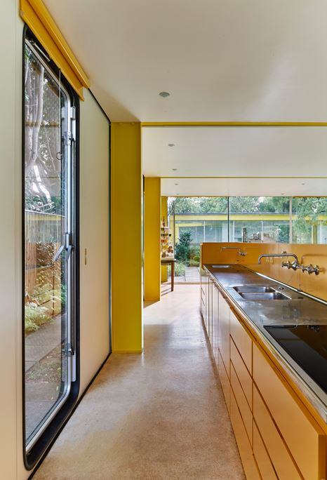 Richard Rogers - Parkside - renovation - kitchen