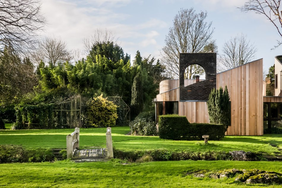 british modernist house - Walter Greaves - exterior