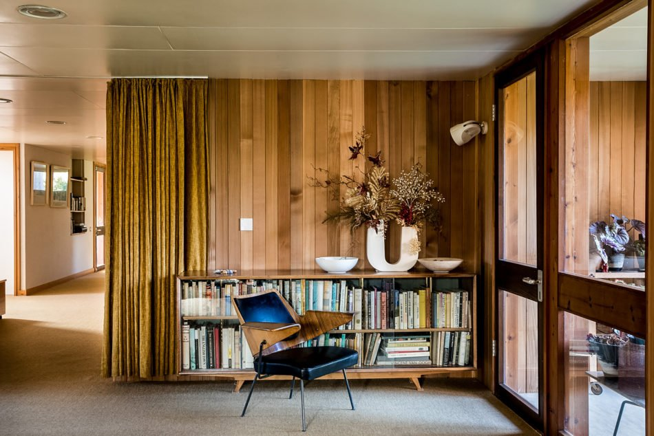 british modernist house - Walter Greaves - relax area