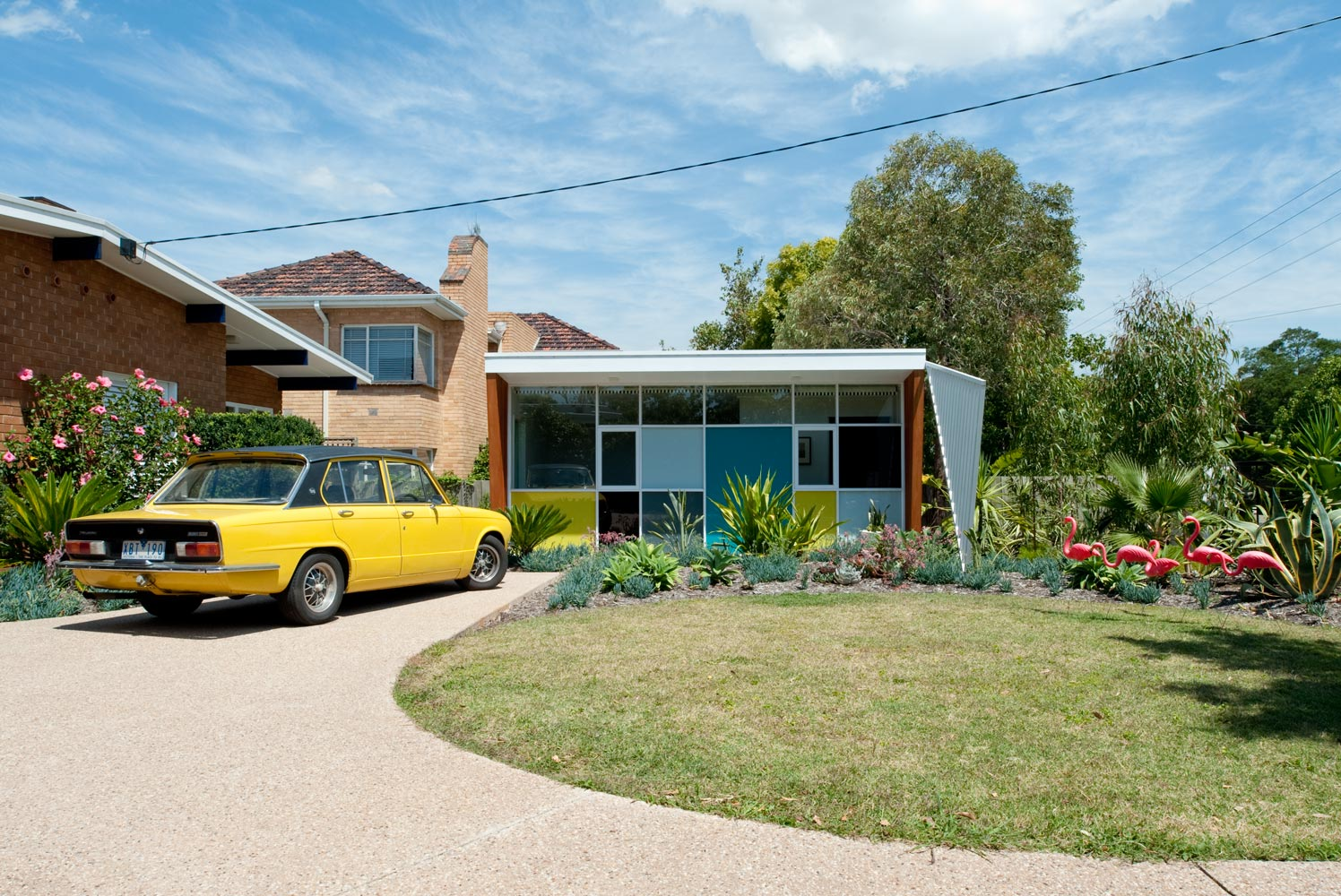 mid-century Balwyn Rd house renovation project