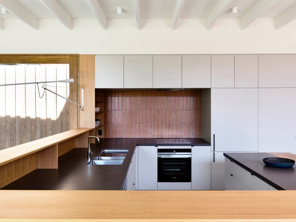 Brunswick House - Architect Rob Kennon - kitchen