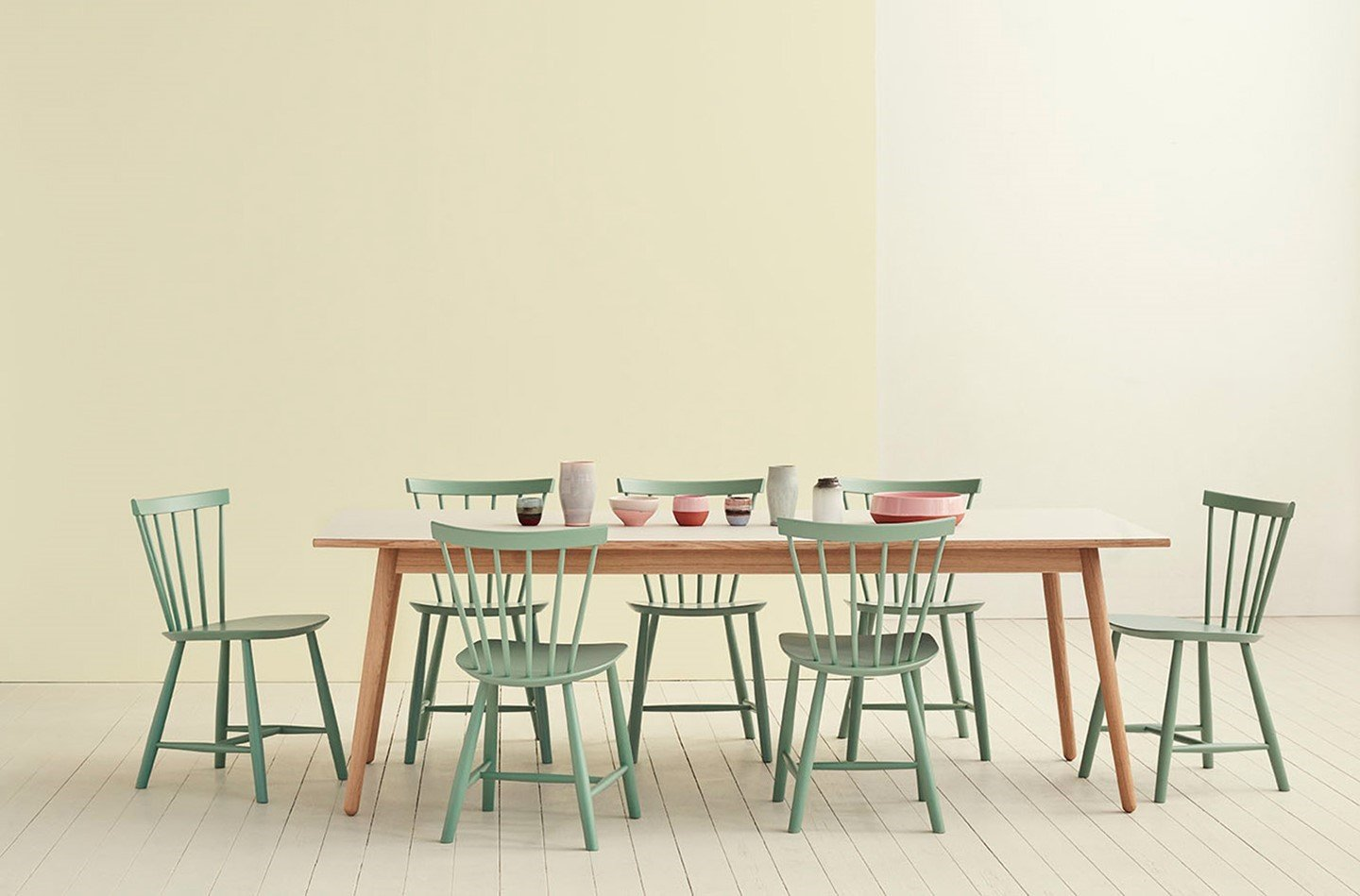 FDB Mobler - Table and chairs