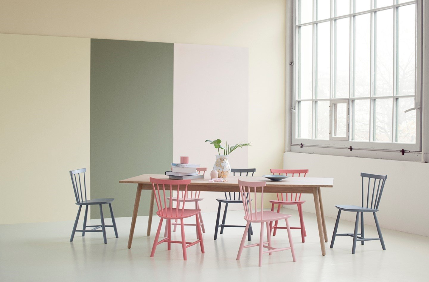 FDB Mobler - Table and chair