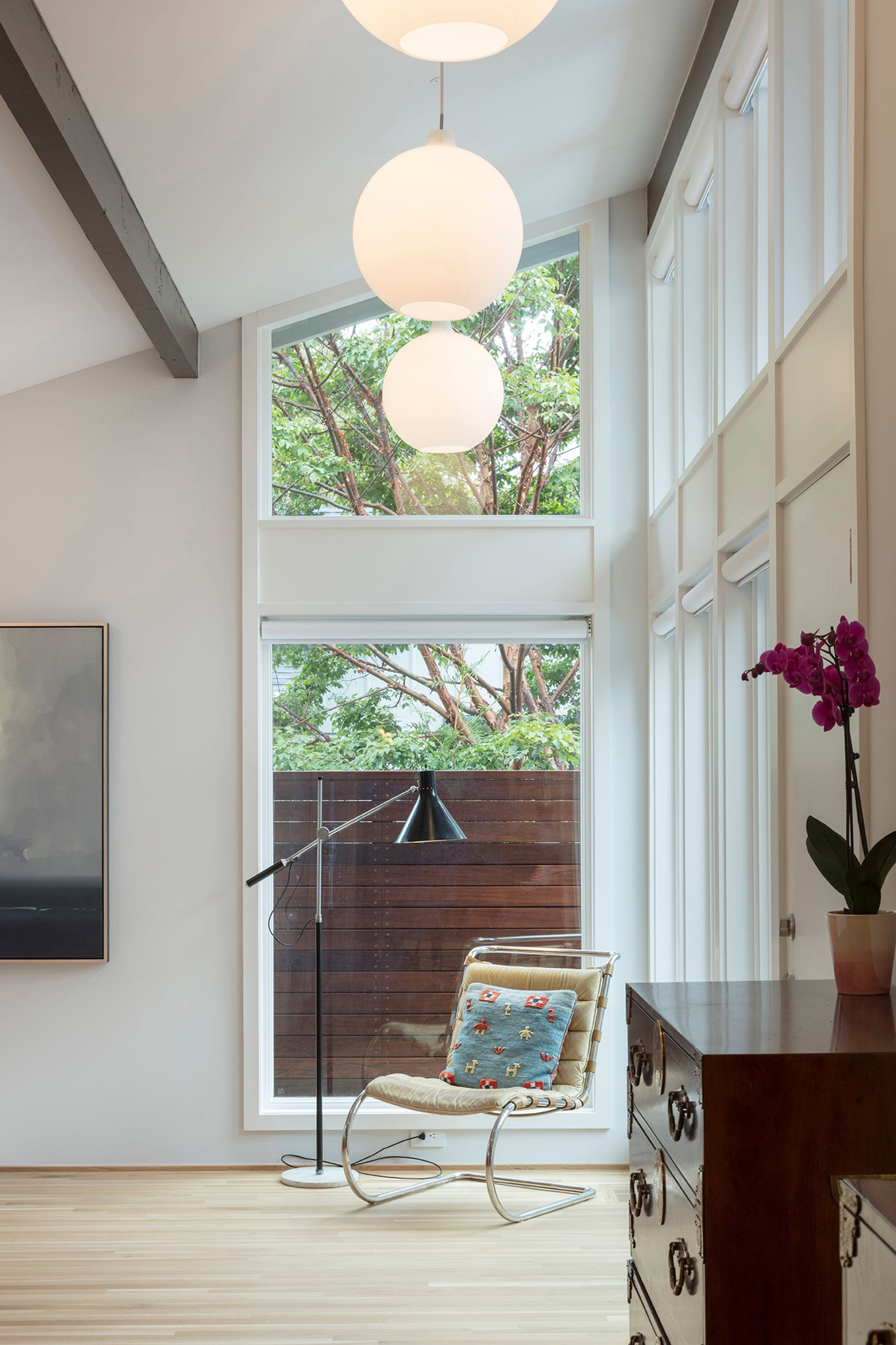 Forward ARchitecture - Wurster Residence - bedroom details