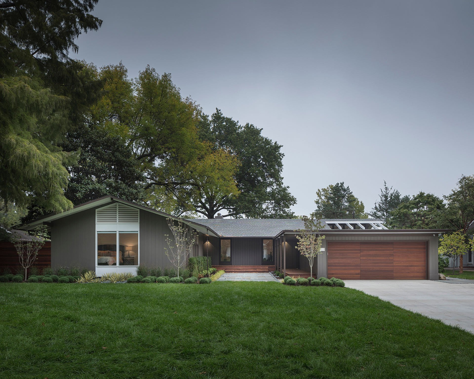 Forward ARchitecture - Wurster Residence - exterior