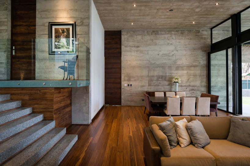 LP1 House - Paz Arquitectura - living room