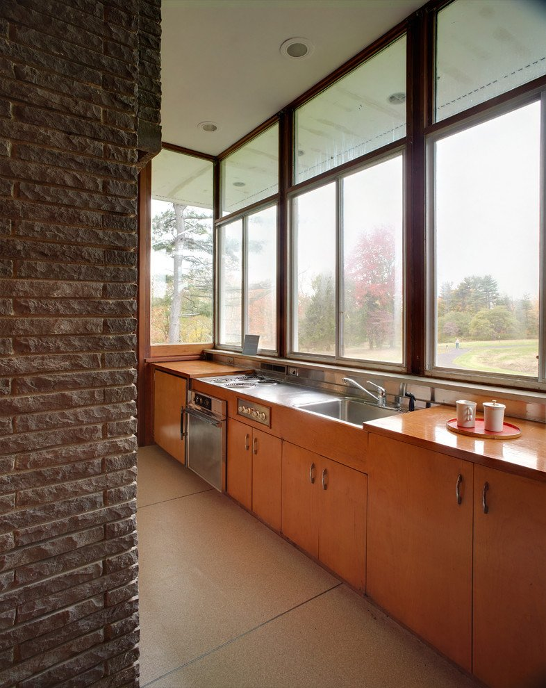 Gores pavilion New Canaan - kitchen