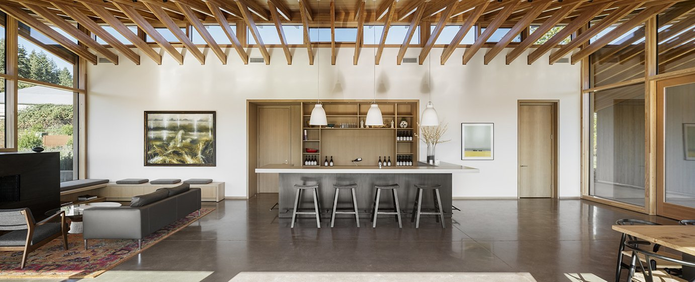 Lever architecture - L'angolo Estate - kitchen living
