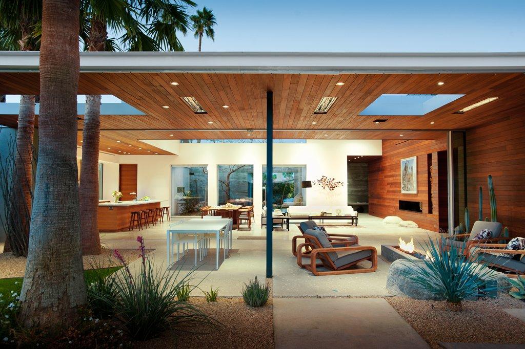 AR&D architects - F5 Residence - patio