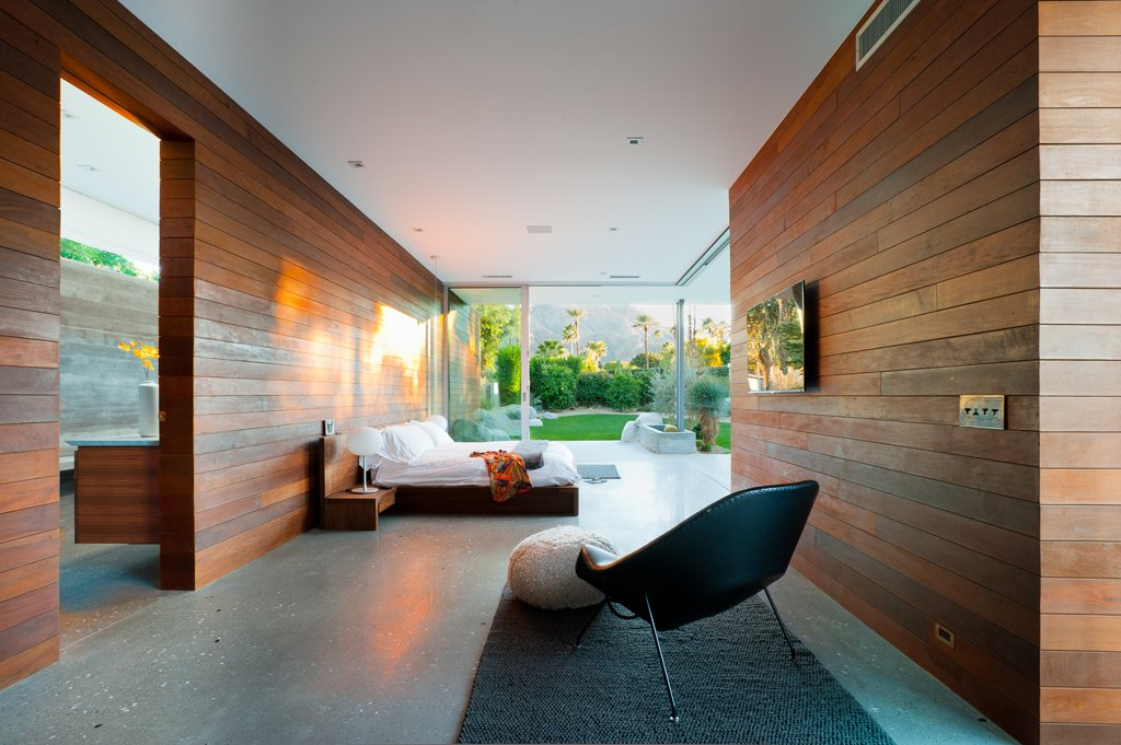 AR&D architects - F5 Residence - bedroom