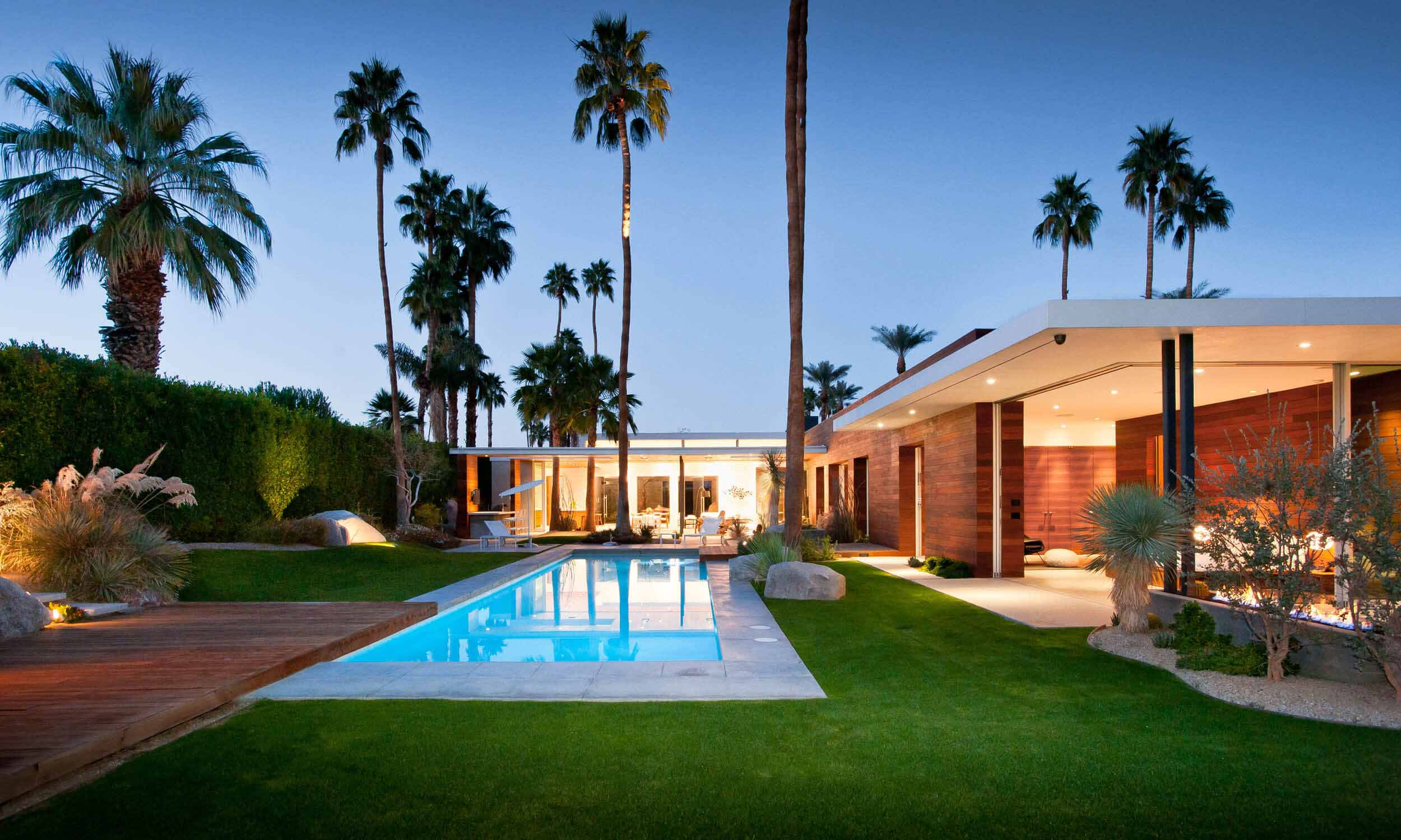 AR&D architects - F5 Residence - exterior pool
