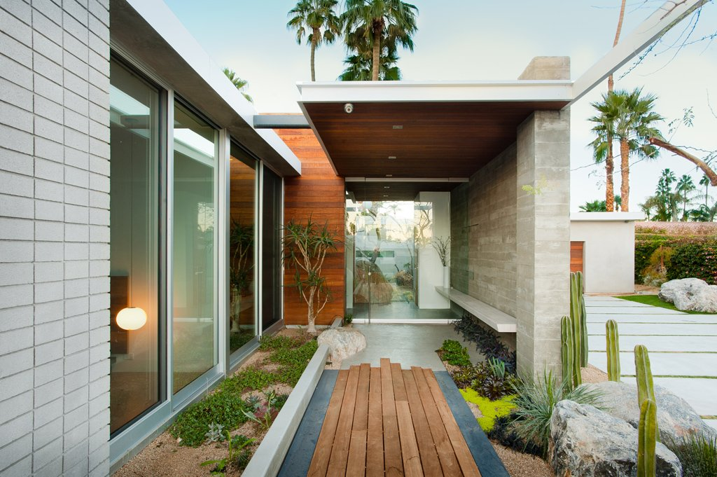 AR&D architects - F5 Residence - entrance