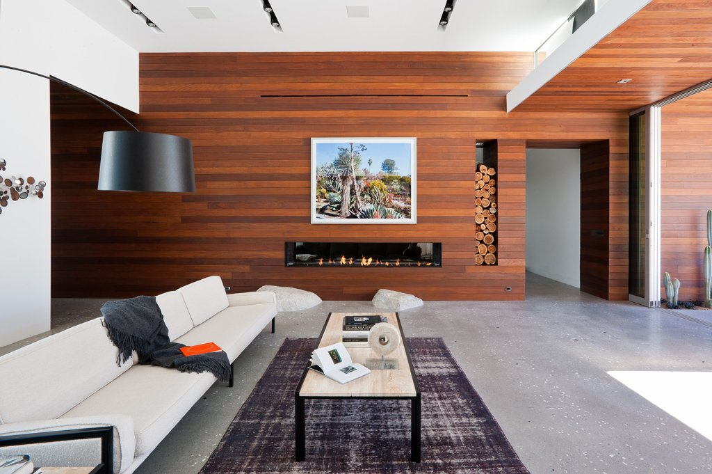 AR&D architects - F5 Residence - living