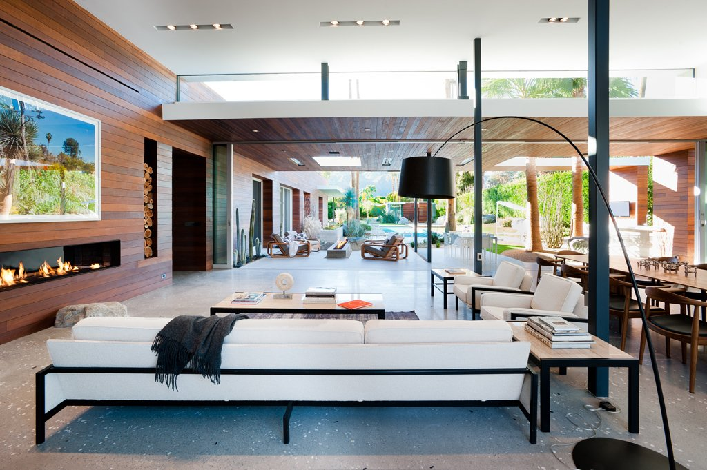 AR&D architects - F5 Residence - living 2
