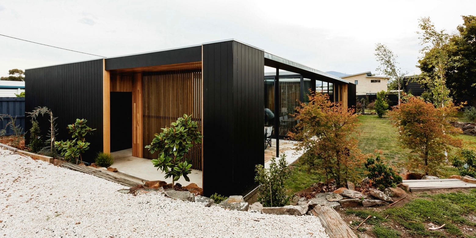 Archier architects - Arthur Street House - cover photo