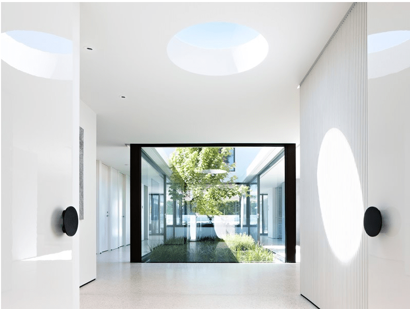 McKimm Architects - Yuille house_entrance