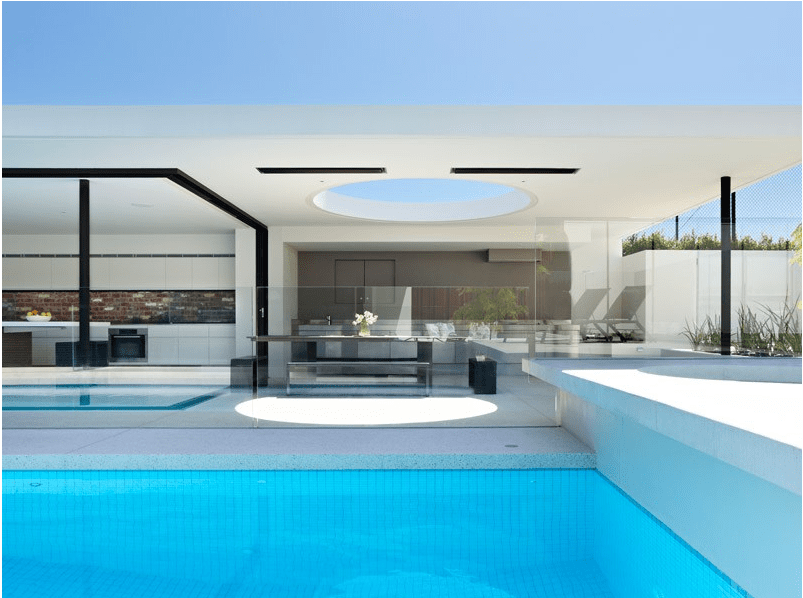 McKimm Architects - Yuille house_pool
