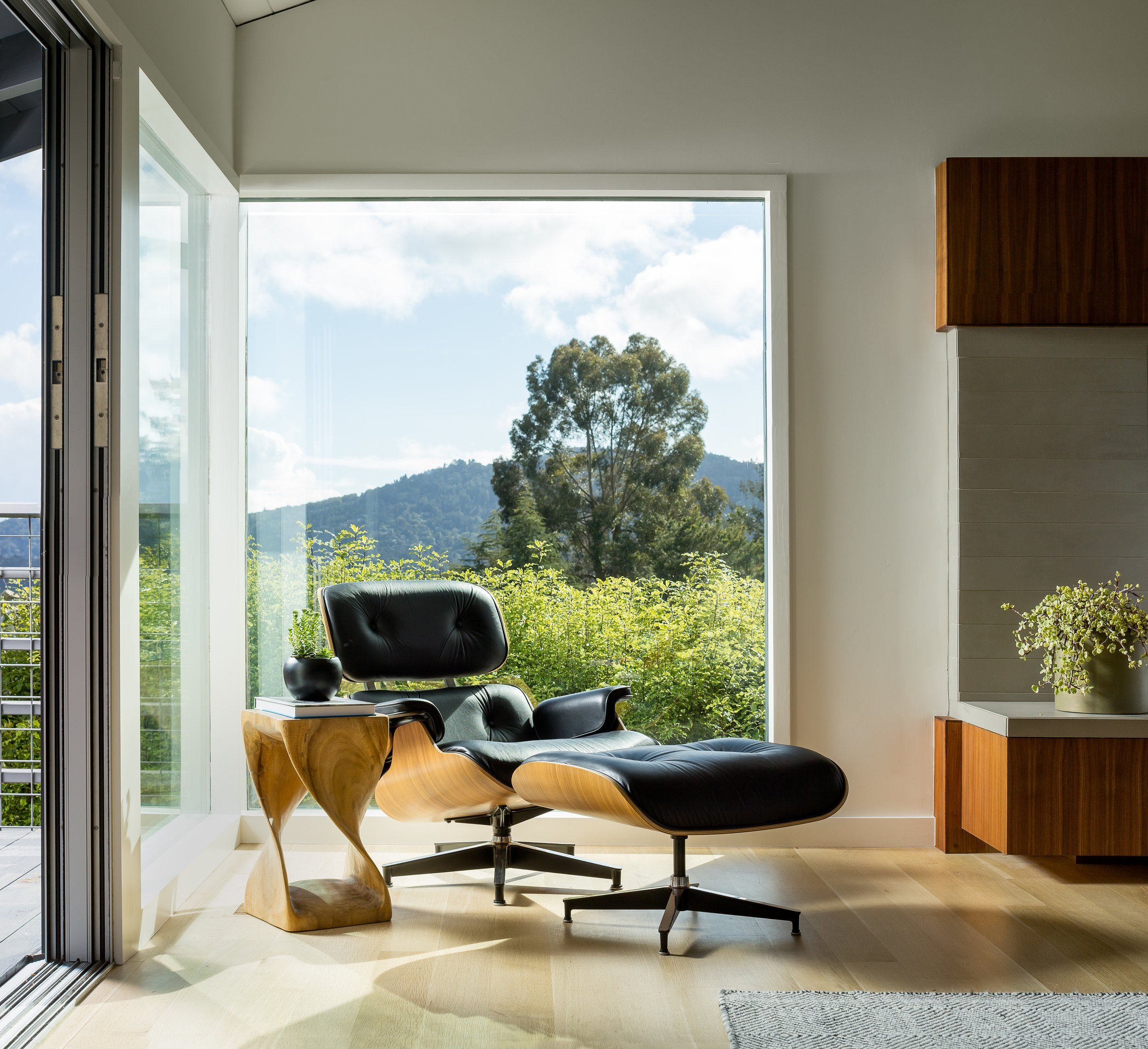 Paseo Way Modern Rsidence - Building Lab architects - relax area